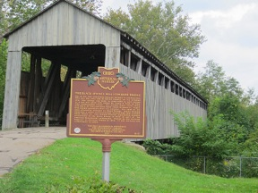 Dolhi Black Covered Bridge