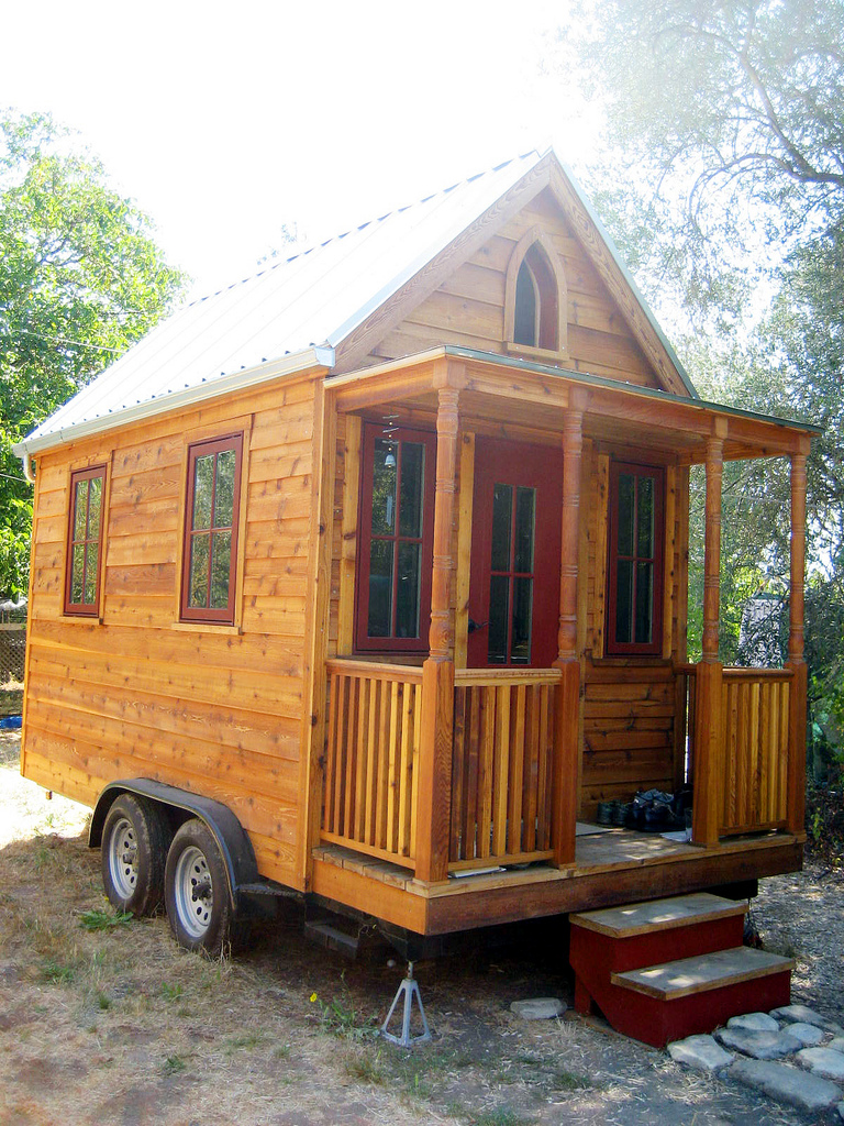 16 Tiny House Interior Design Ideas: Tumbleweed Houses: Eco-Friendly Dream Homes